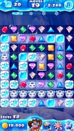 Ice Crush :: Infinite Coins Mod