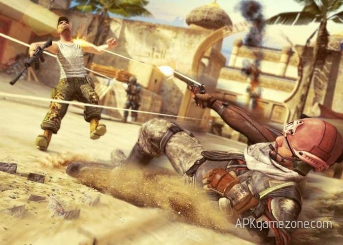 Frontline Fury Grand Shooter APK Mod