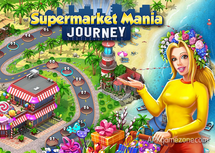 Supermarket Mania Journey APK :: Money Mod - APK Game Zone ...