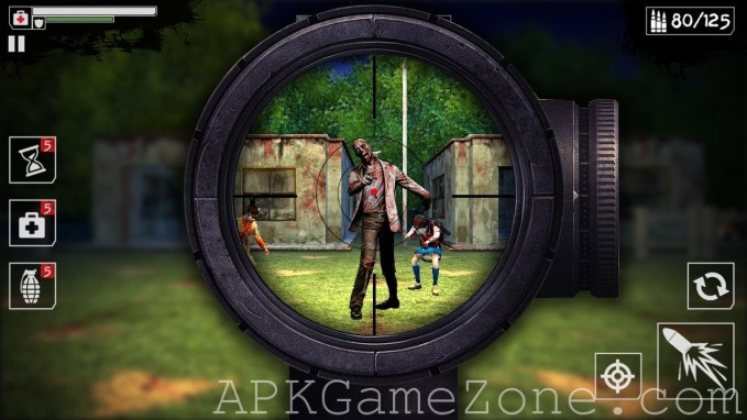 Dead Zombies - Shooting Game APK mod