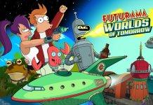 Futurama Worlds of Tomorrow APK Mod