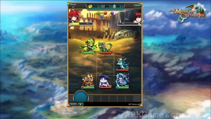 Monster Chronicles APK Mod
