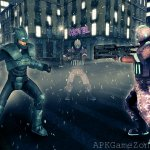 Bat Superhero Battle Simulator APK Mod