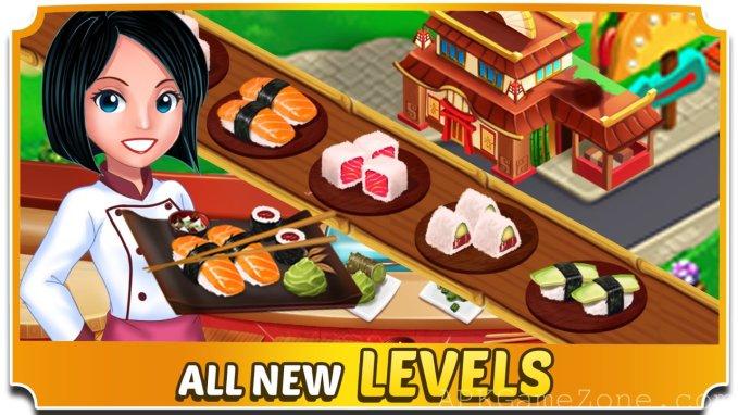Food Court Fever Hamburger 3 APK Mod