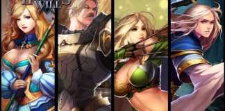 HEROES WILL APK Mod