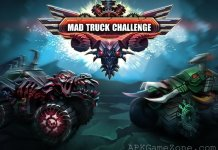 Mad Truck Challenge Racing APK Mod
