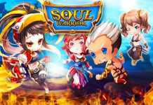 Soul Warrior Fight Adventure APK Mod