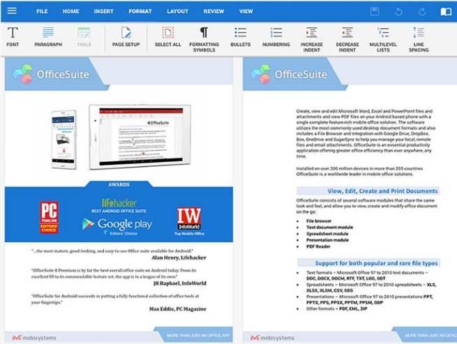 OfficeSuite Premium Edition 4.40.32504.0 (x64) Crack [Latest]