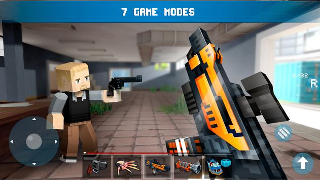 Mad GunZ - Battle Royale v2.0.6 Unlimited Ammo Mod [Latest]