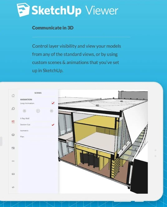 SketchUp Mobile Viewer v5 0 Cracked APK [Latest] ~ APKGOD