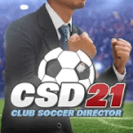 Club Soccer Director 2021 Soccer Club Manager V 1.5.1 MOD APK