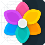 Flora Material Icon Pack V 1.8.3 APK Patched