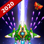 Galaxy Invader Space Shooting 2020 V 1.62 MOD APK
