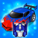 Merge Battle Car Best Idle Clicker Tycoon game V 2.0.9 MOD APK