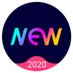 New Launcher 2020 themes icon packs, wallpapers Premium V 8.4.1 APK