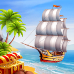 Pocket Ships Tap Tycoon Idle Seaport Clicker V 0.5.6 MOD APK