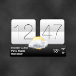 Sense V2 Flip Clock & Weather Premium V 5.82.2 APK