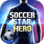 Soccer Star Goal Hero Score and win the match V 1.6.0 MOD APK + DATA