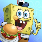 SpongeBob Krusty Cook Off V 1.0.24 MOD APK