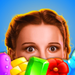The Wizard of Oz Magic Match 3 Puzzles & Games V 1.0.4763 MOD APK