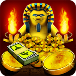 Pharaoh Gold Coin Party Dozer 1.4.1 МOD APK