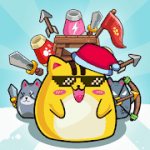 CatnRobot Idle Defense Cute Castle TD Game v 2.4.0 APK