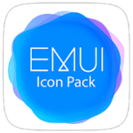 EMUI ICON PACK V 5.0 APK Patched