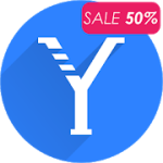 Yitax Icon Pack V 13.8.0 APK Patchado