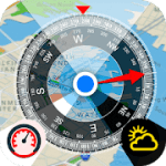 All GPS Tools Pro map compass flash weather V 1.4 APK Mod