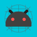 Flat Dark Evo Icon Pack V 3.6 APK Patched