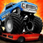 Monster Truck Destruction V 3.3.3472 MOD APK + DATA