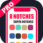 Super Notches V 1.9 APK paid