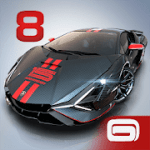 Asphalt 8 Airborne Fun Real Car Racing Game V 5.0.0 APK + MOD APK