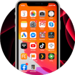 Launcher iOS 14 V 6.1.7 APK