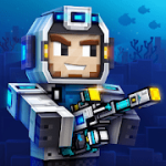 Pixel Gun 3D FPS Shooter & Battle Royale V 17.7.2 APK + MOD APK + DATA