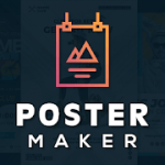 Poster Maker Flyer Design Template Graphic Creator PRO V 31.0 APK