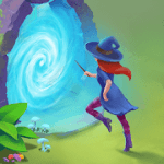 Charms of the Witch Magic Mystery Match 3 Games V 2.17.0 MOD APK