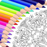 Colorfy Adult Coloring Book Free Style Color V 3.8.6 APK