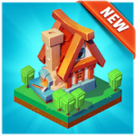 Crafty Town Merge City Kingdom Builder V 0.8.446 MOD APK