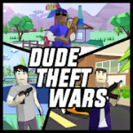 Dude Theft Wars Open World Sandbox Simulator BETA V 0.87 MOD APK