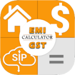 EMI Calculator SIP Calculator GST Calculator V 1.0 APK Mod Ad-Free