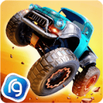 Monster Trucks Racing 2020 V 3.4.218 MOD APK + DATA