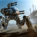 War Robots Multiplayer Battles V 6.2.1 APK + MOD APK + DATA