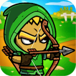 Five Heroes The King's War V 3.0.5 MOD APK