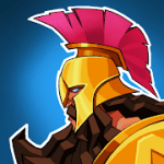 Game of Nations Swipe for Battle Idle RPG V  MOD APK