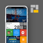 Square Home Launcher Windows style Premium V 2.1.12 APK