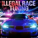 Illegal Race Tuning Real car racing multiplayer V 13 MOD APK