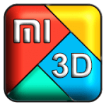 MIU 3D Icon Pack V 2.1.2 APK Patched