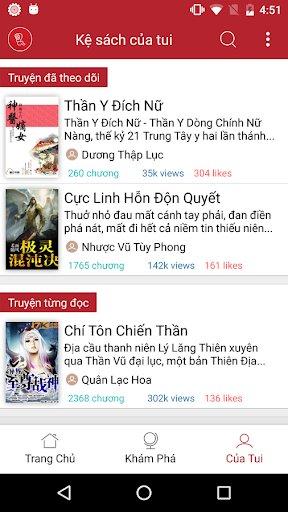 Doc truyen – Truyen Cua Tui screenshots 23