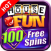 House of Fun Slots Casino – Free 777 Vegas Games  APK